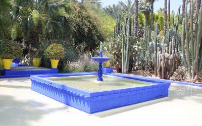 Jardin Majorelle a Marrakech – Foto