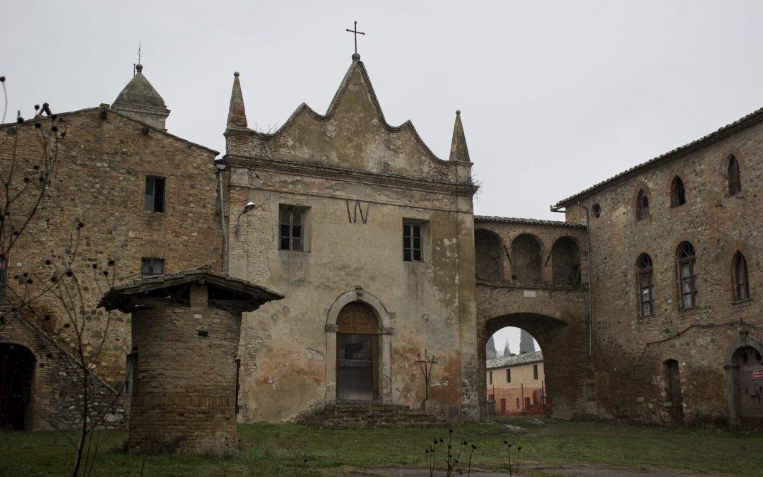 Il borgo disabitato di Salci