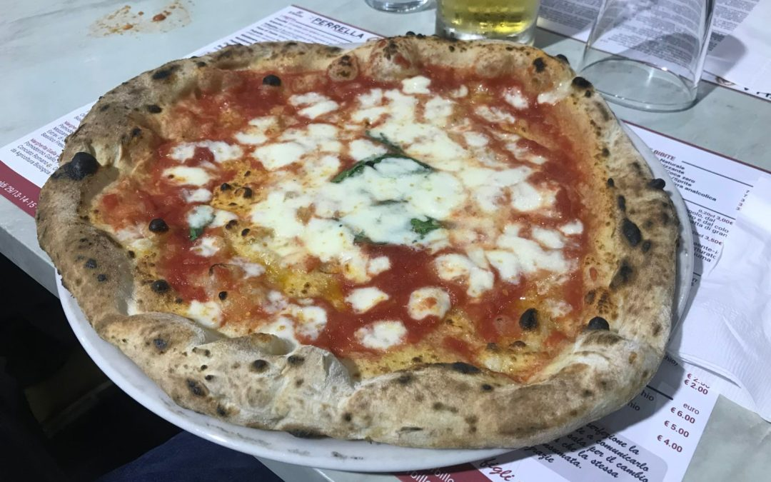 Pizzeria Sorbillo a Salerno