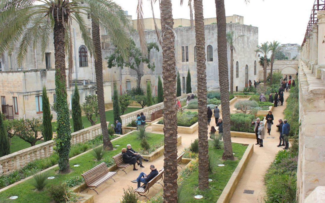 La nostra visita al Parco delle Mura Urbiche di Lecce