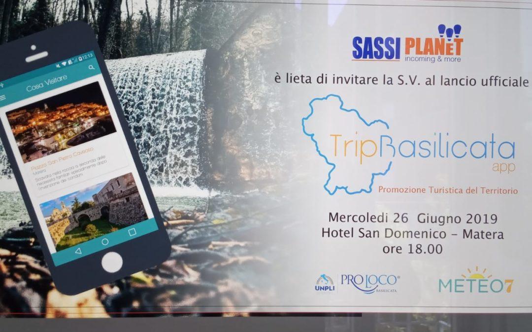 TripBasilicata, un'applicazione smartphone per scoprire la Basilicata