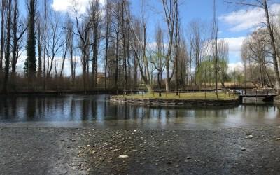 Il Parco delle Fonti del Clitunno a Campello sul Clitunno