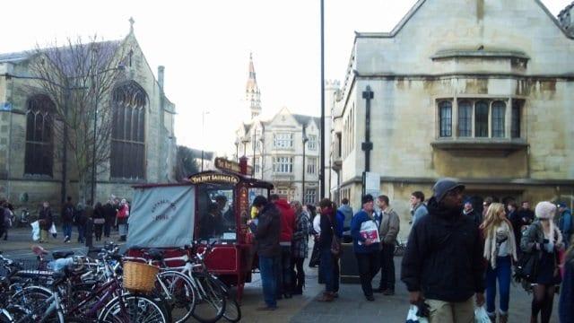 DA CAMBRIDGE UN TOUR PER LA CAMPAGNA INGLESE ALLORA DEL TE  Viaggi e vacanze in bicicletta