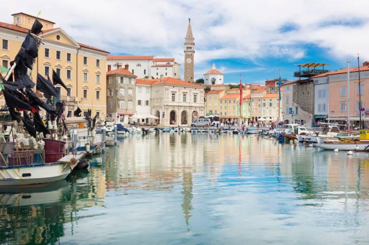 Istria Portorose e Piraino la Slovenia dal sapore italiano