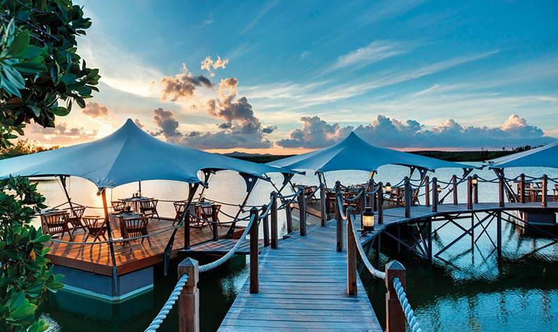 I 10 ristoranti sul mare pi belli del mondo
