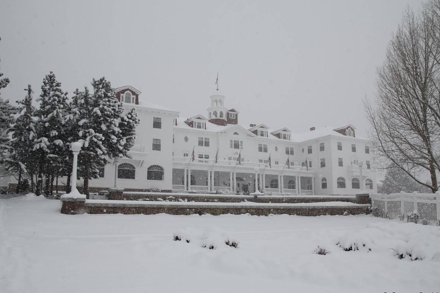 Lhotel di Shining diventa museo