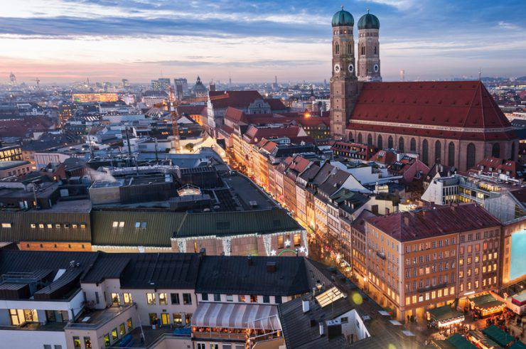 Monaco di Baviera cosa fare durante la visita a dicembre