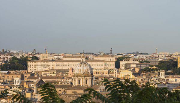 Roma ecco dove vedere il panorama sulla citt eterna