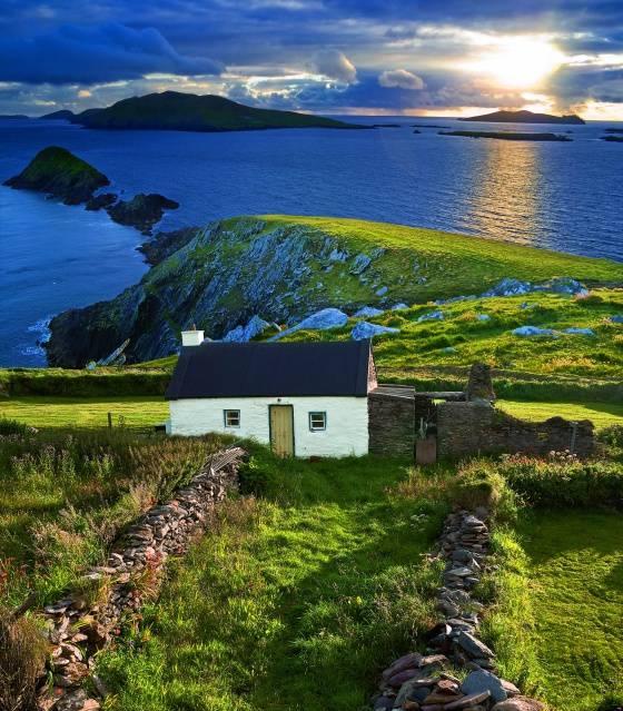 Destinazioni low cost La Contea di Clare in Irlanda
