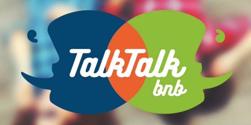 TalkTalkBnb: teach your language and travel in return for hospitality