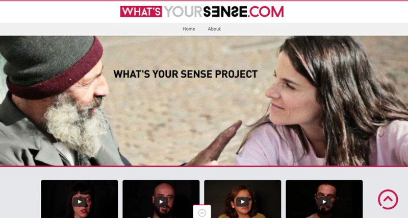 What's your sense project