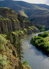 Riserva dei Yakima - Washington