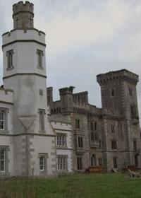 Veduta di Wilton Castle