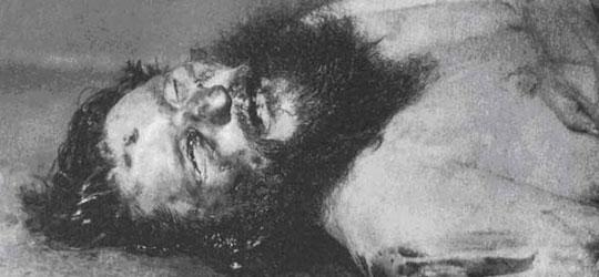 Rasputin e la profezia della sua morte