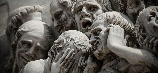 Richieste di aiuto dalle anime del Purgatorio