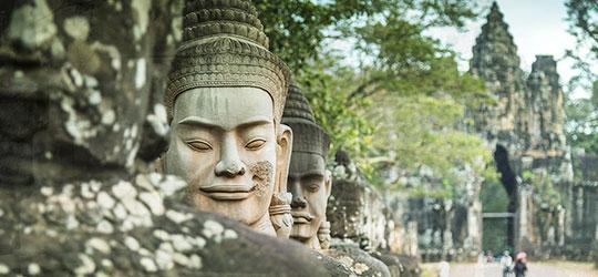 Angkor: la leggendaria città dei templi