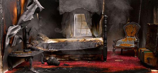 Autocombustione Umana