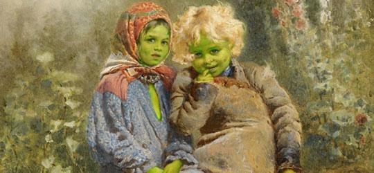 Il mistero dei bambini verdi di Woolpit