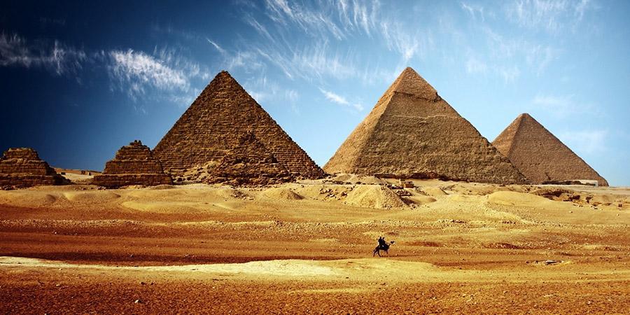 Un'insolita scoperta nella Grande Piramide