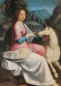 L'Unicorno e la Vergine