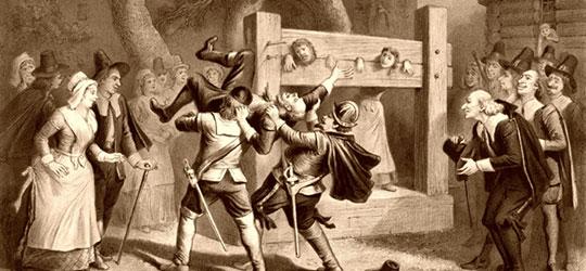 Il sanguinoso processo alle streghe di Salem