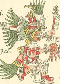 Quetzalcoatl - Uccello Piumato