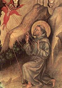 Stigmate San Francesco