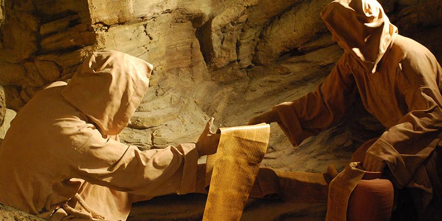 Gli Esseni e i rotoli del Mar Morto