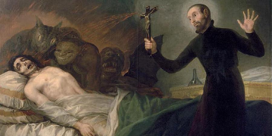 L'antico rituale romano dell'esorcismo
