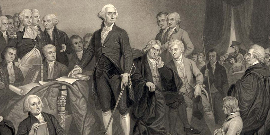 Le visioni profetiche di George Washington