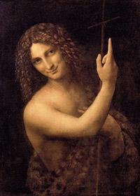 San Giovanni Battista - Leonardo da Vinci