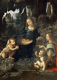 Vergine delle Rocce - Leonardo da Vinci