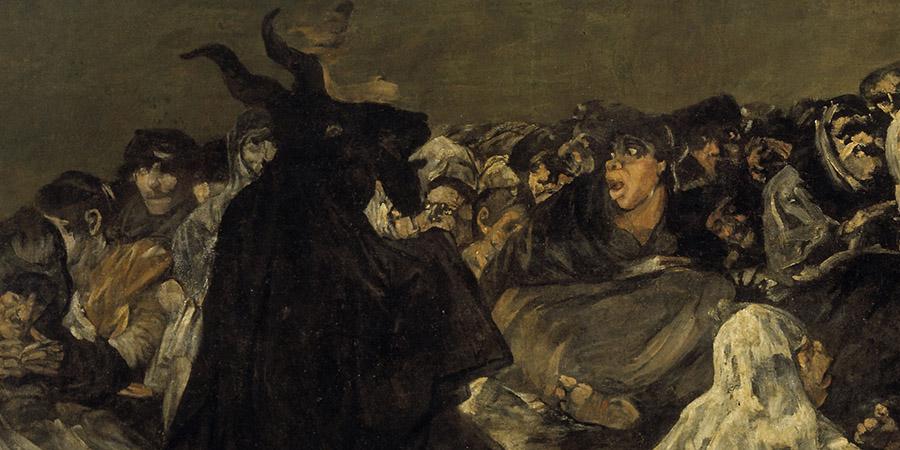 L'oscuro sabba delle streghe