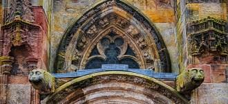 Simbolismo templare nella Cappella Rosslyn