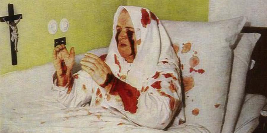 Teresa Neumann e il suo angelo custode