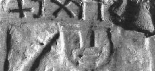 Il mistero delle tavolette di Weissenhorn