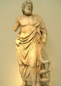 Asclepio - Templi del Sonno
