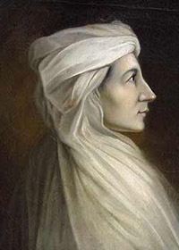 Friederike Hauffe - Ritratto