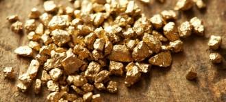 La leggenda della miniera delle pepite d'oro