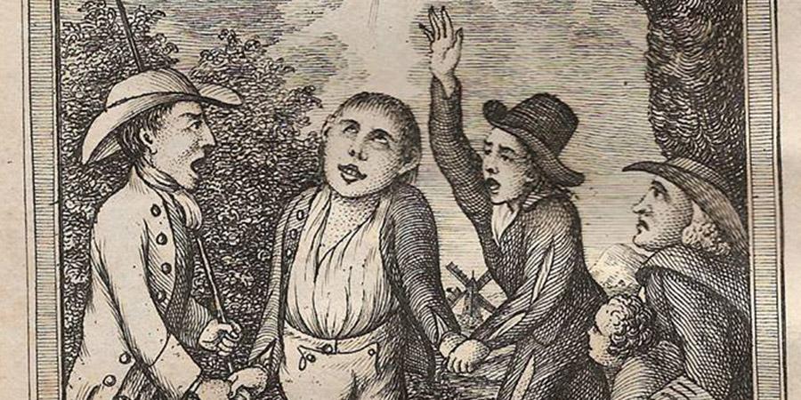 Robert Nixon: il contadino profeta del Cheshire