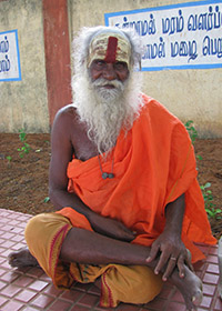 Yogi Indiano - Yoga