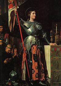 Giovanna d'Arco e le Voci angeliche