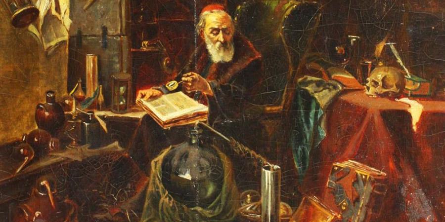 Seton, l'alchimista Cosmopolita del XVII secolo - Viaggio nel Mistero