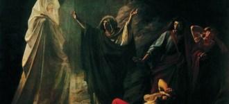 Le evocazioni spiritiche della strega di Endor