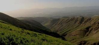 Un inspiegabile rinvenimento nella valle del Giordano