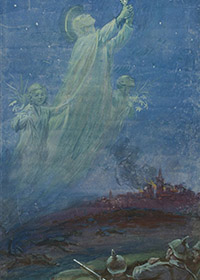 Angeli di Mons - Prima Guerra Mondiale