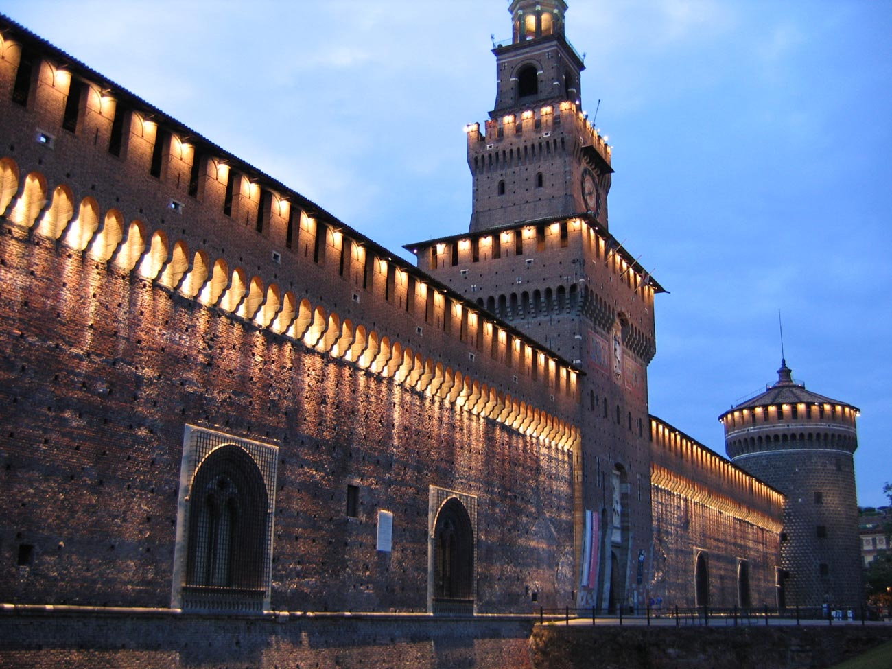 Castelli della Lombardia gli imperdibili cinque  Viaggio nel Mondo