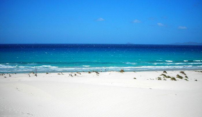 Sardegna le spiagge del sud tra Pula e Teulada  Viaggio nel Mondo