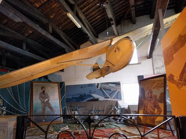 riproduzione-aereo-museo-del-volo