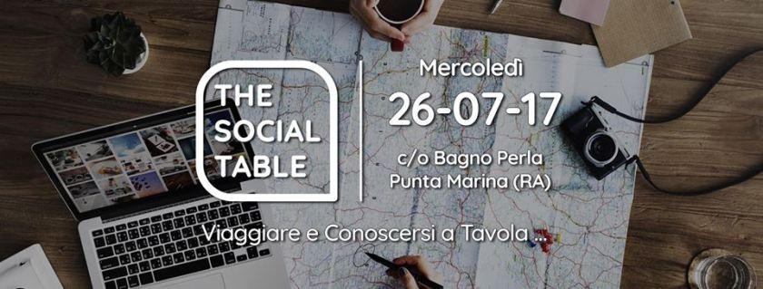 the social table luglio ravenna